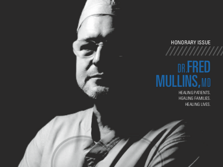 Dr. Fred Mullins; MD  (Honorary Tribute)