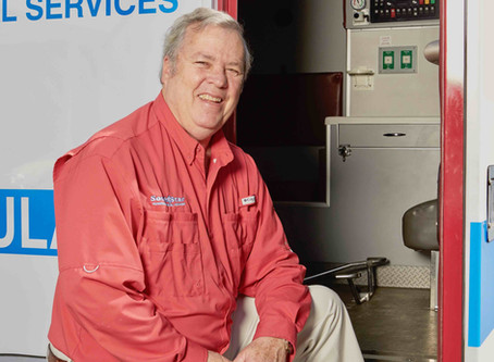 Jim Adkins; CEO SouthStar EMS