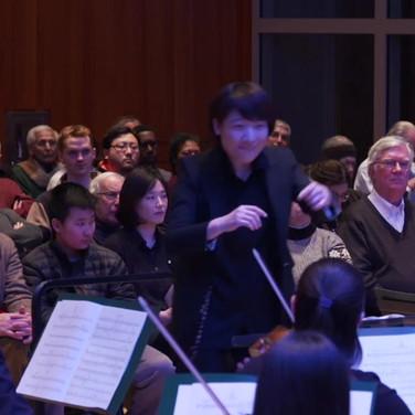 "00:00 Prokofiev Symphony No. 1 ""Classical"" Mvt. 4 (excerpt)      1:19 Prokofiev Symphony No. 1 ""Classical"" Mvt. 3"