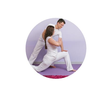 Yogatherapie erster Termin