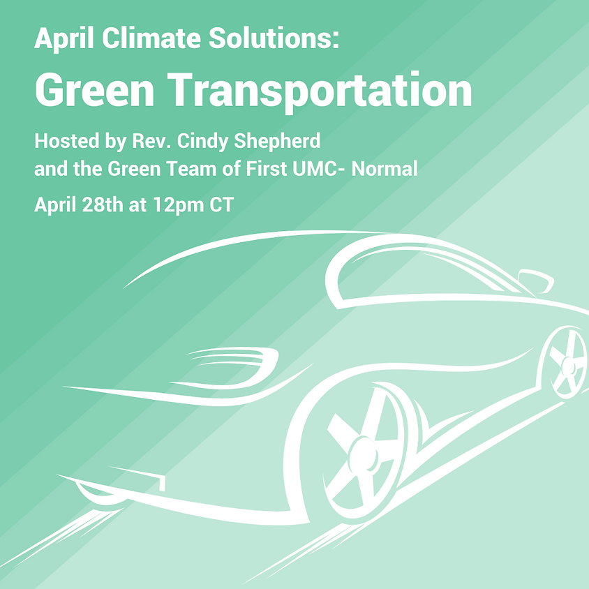 Climate Solutions: Green Transportation