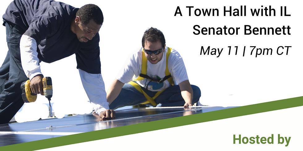 Clean Energy Town Hall w/ Senator Bennett