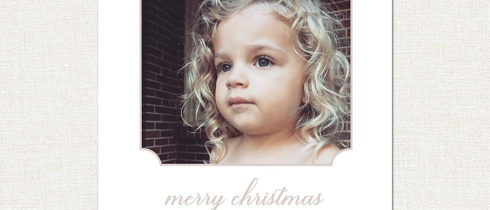 Christmas Card-Square