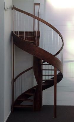 Award Winning spiral staircase