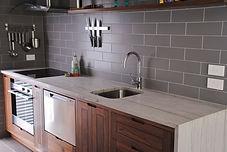 Solid walnut kitchen. 'Best Kitchen Under $15,000'