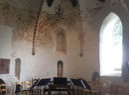 Concert in de Johanneskerk te Britsum