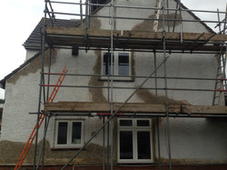 Blown Render Repairs
