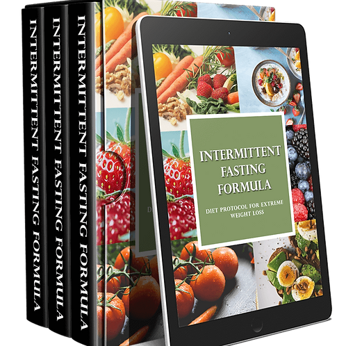 Intermittent Fasting Formula Guide (Ebook)