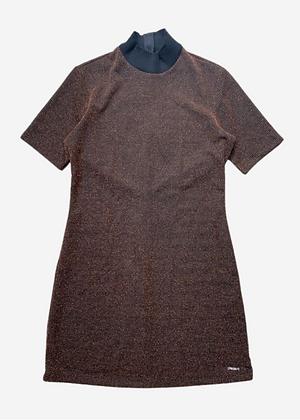 Vestido Colcci Lurex Curto - COL340