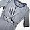 Thumbnail: Vestido midi canelado Colcci - COL0193