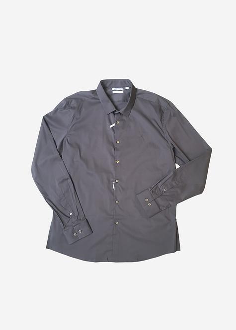 Camisa Social Calvin Klein Slim Fit - CK021