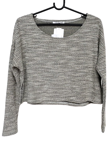 Tricot Cropped H&M - IN16