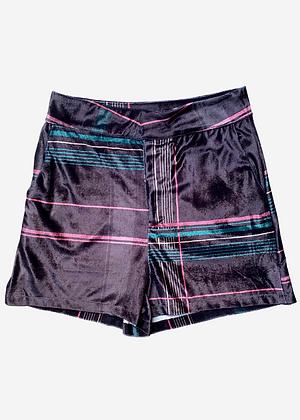 Shorts de veludo Colcci - SR014