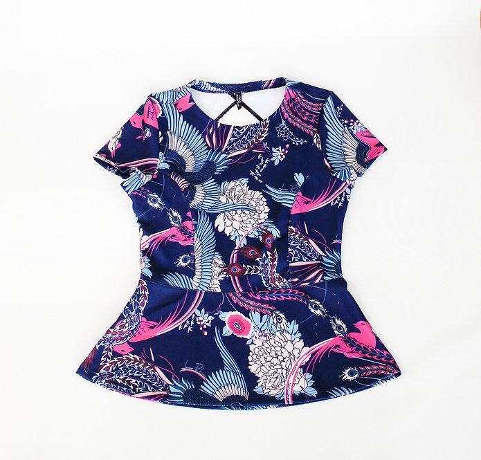 Blusa Lança Perfume Feminina - BF055