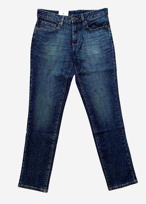 Calça IZOD Slim Straigth Jeans -IZ028