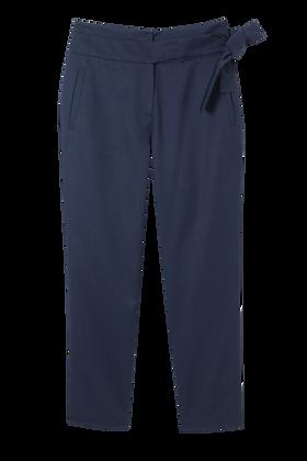 Calça Laços Hmc Azul