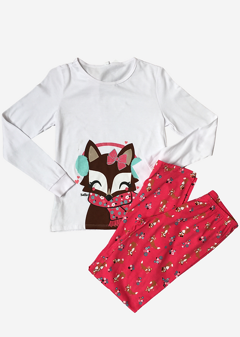 Pijama Malwee Winter - PJ036