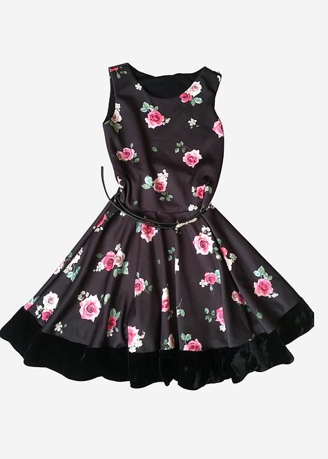 Vestido Petit Cherie -I026