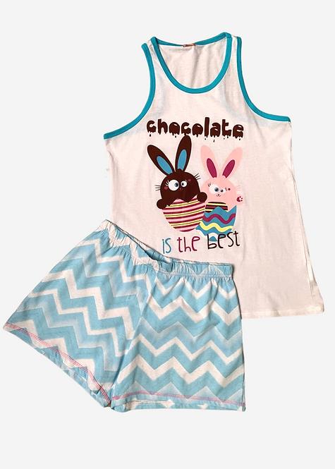 Pijama Puket Chocolate - PJ007