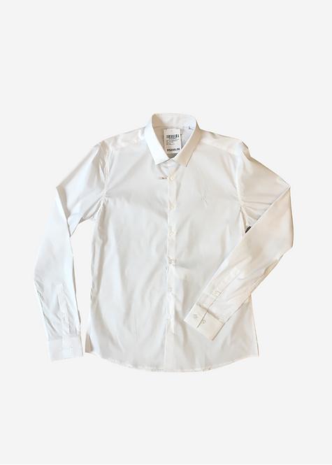 Camisa Social Calvin Klein Slim Fit - CK023