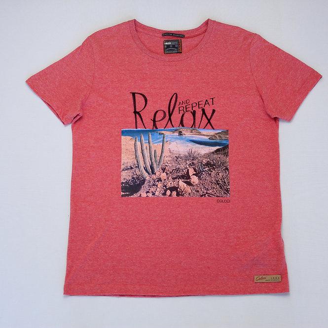 Camiseta Colcci Masculino - CTM016