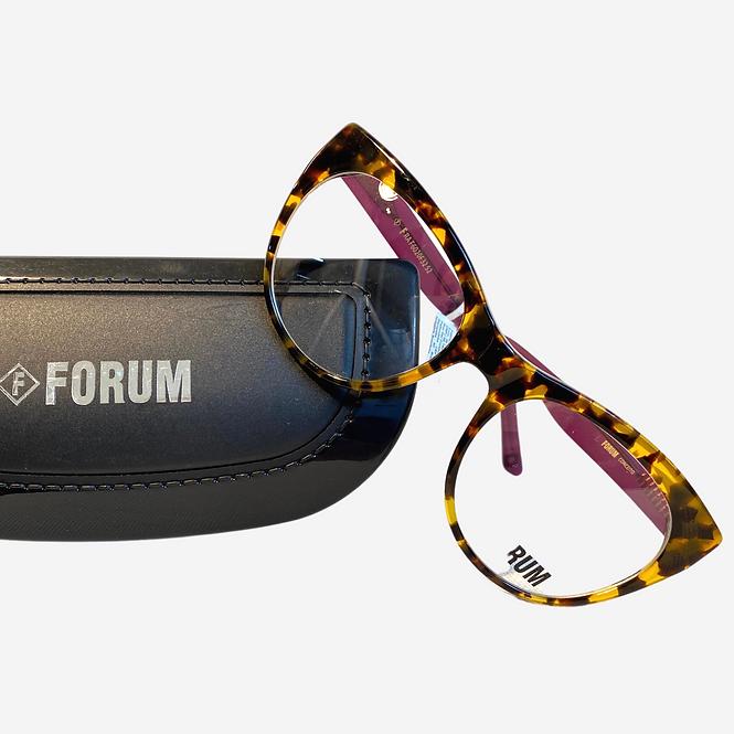 Óculos Forum Purple Print - 017