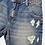 Thumbnail: Bermuda Jeans Dudalina- DUDA013