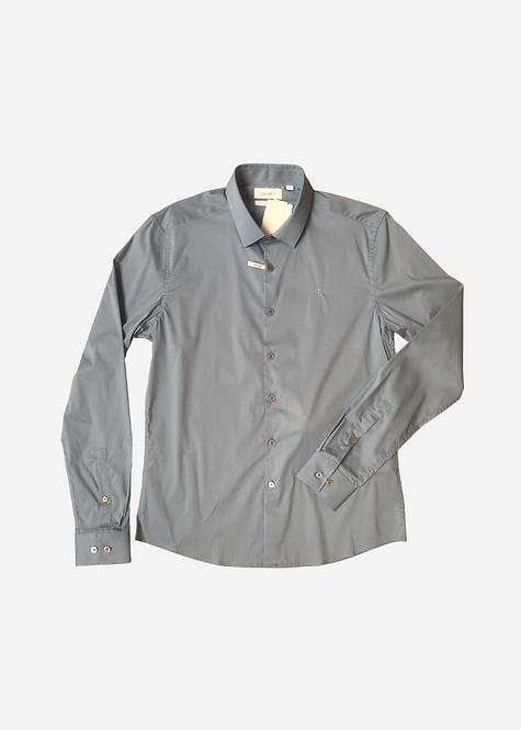 Camisa Social Calvin Klein Slim Fit - CK022