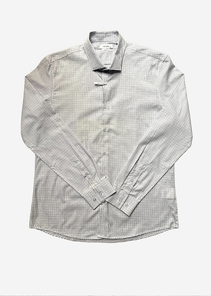 Camisa Xadrez Slim Fit Calvin Klein - CK100