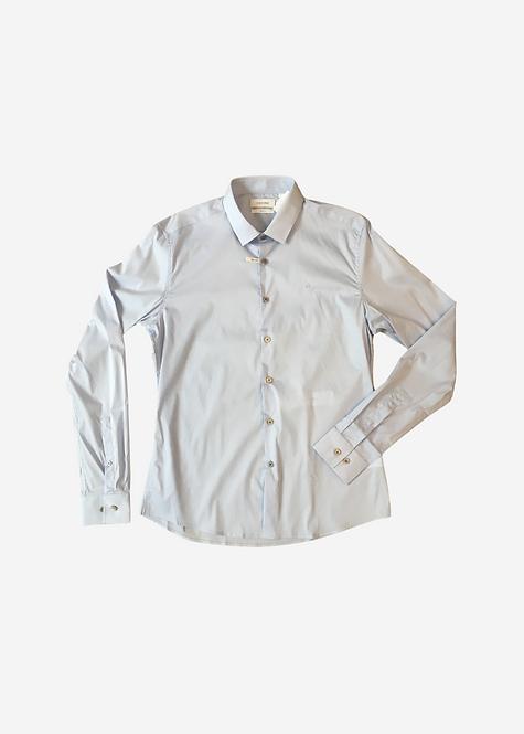 Camisa Social Calvin Klein Slim Fit - CK026