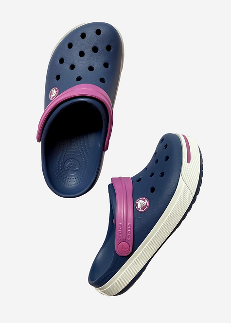 Crocs Crocband Kids Roxo - CS025