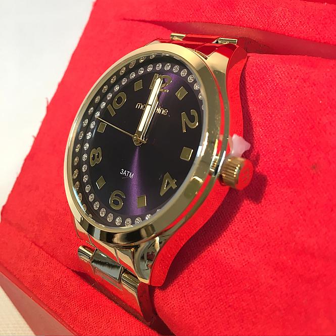 Relógio Mondaine Gold Feminino