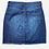 Thumbnail: Saia curta Jeans Colcci - COL0309