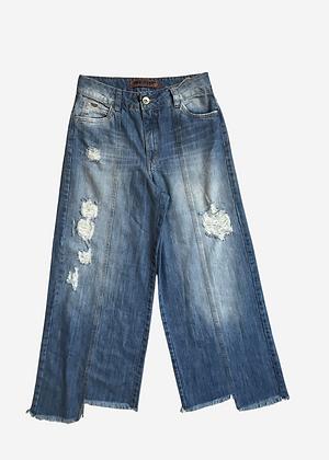 Calça Jeans Pantacourt Colcci - COL064