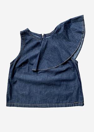 Blusa Jeans Colcci - THS004
