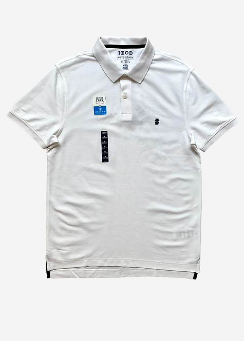 Polo IZOD Sport Flex Branco - IZ005