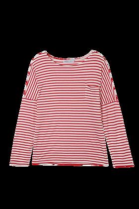 Camiseta Navy Vermelho