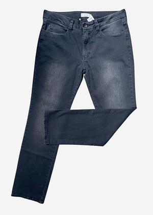 Calça jeans Calvin Klein Slim Straight - CK094