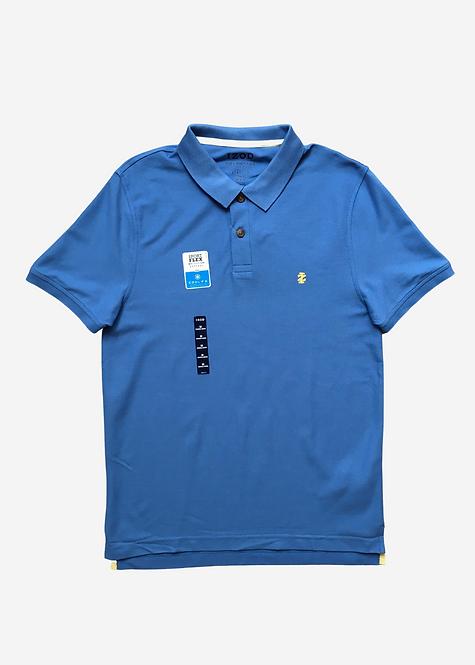 Polo Izod Sport Flex Azul - IZ009
