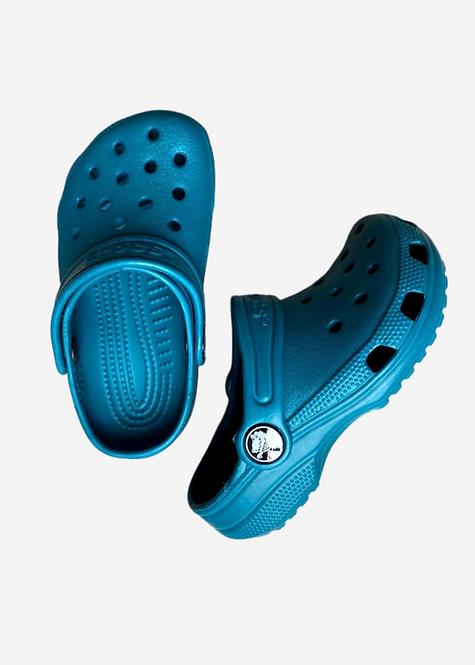 Crocs Classic Kids Azul - CS031