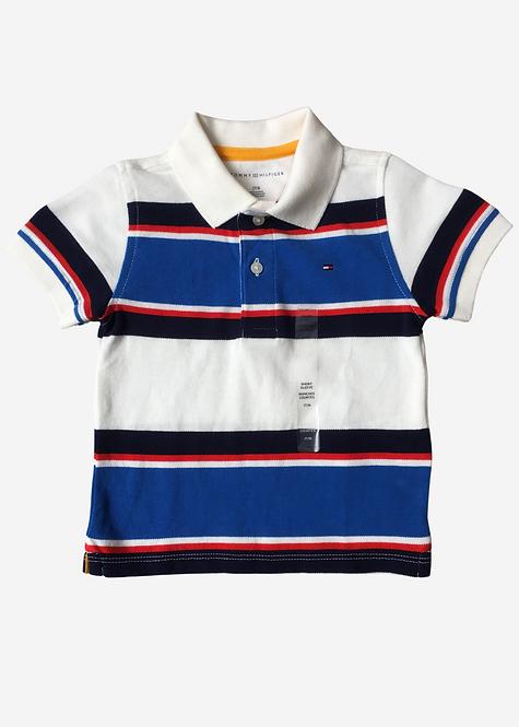 Polo Tommy Hilfiger Stripes - I009