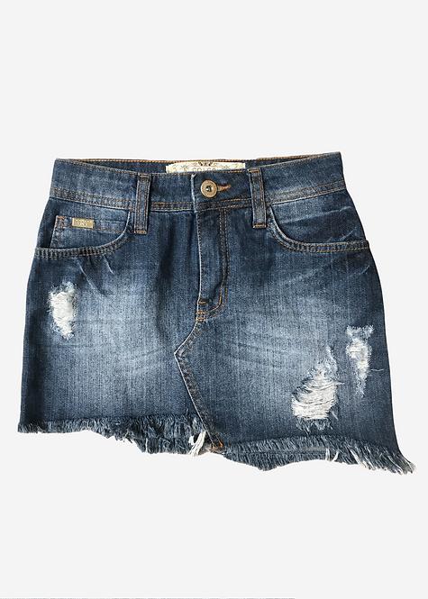 Saia Colcci Jeans - I016