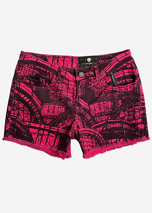 Shorts Estampado Ellus - SR001