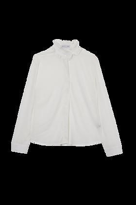 Camisa Detalhe Gola Of Off White
