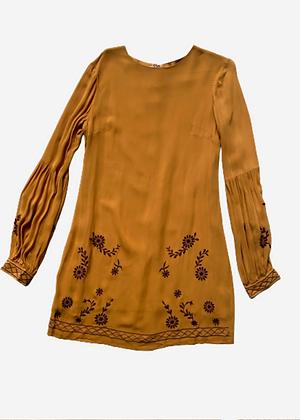 Vestido curto bordado Colcci - COL0172