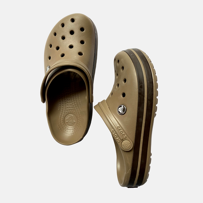 Crocs Crocband Brown - CS007