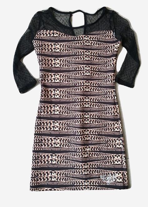 Vestido Colcci Fun Chains - I018