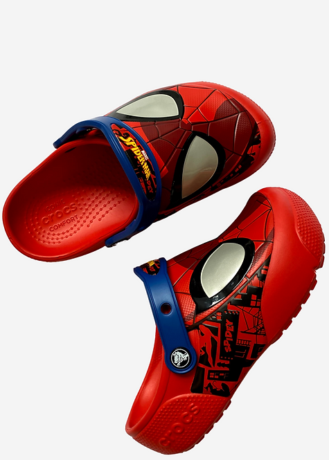 Crocs Spider Man - CS038