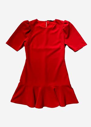 Vestido Curto Carlota Costa - SA040