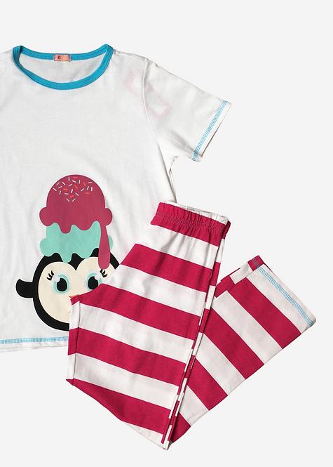 Pijama Puket Ice Cream - PJ026